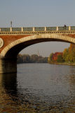 Isabella Bridge a Torino Italia Fotografia Stock