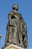 Isabella II of Spain. A statue of Isabella II of Spain in Madrid Stock Photos