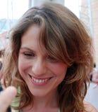 Isabella Ragonese al Giffoni Ekranowy festiwal 2010 Obrazy Royalty Free