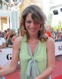 Isabella Ragonese al Giffoni Ekranowy festiwal 2010 Obraz Stock