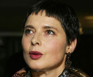 Isabella Rossellini Imagens de Stock Royalty Free