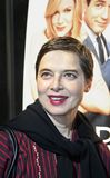 Isabella Rossellini Attends 2nd Annual Tribeca Film Festival. Italian actress, filmmaker, philanthropist, and author, Isabella Rossellini arrives at the 2nd Royalty Free Stock Images