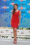 Isabelle Adriani al Giffoni Film Festival 2011 Stockfoto