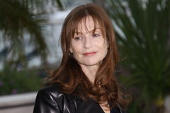 Isabelle Huppert Stock Photo