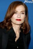 Isabelle Huppert imagem de stock royalty free