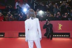 Isabelle Huppert assiste al ` di Eva del ` Fotografia Stock