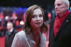 Isabelle Huppert atende ao ` de Eva do ` Fotografia de Stock