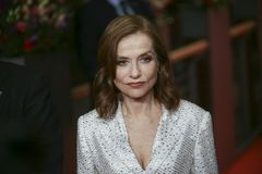 Isabelle Huppert atende ao ` de Eva do ` Fotos de Stock Royalty Free