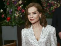 Isabelle Huppert atende ao ` de Eva do ` Fotografia de Stock Royalty Free
