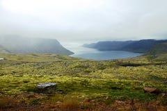 Isafjordur Fotografering för Bildbyråer
