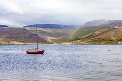 Isafjordur_iceland-2 stock images