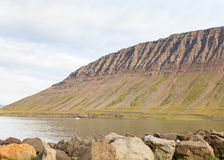 Isafjordur View Royalty Free Stock Photo