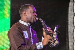 Isaiah Katumwa Royalty Free Stock Photos
