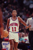 Isaiah Thomas Detroit Pistons Stock Image