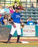 Isaias Tejeda, Charleston RiverDogs Photo stock