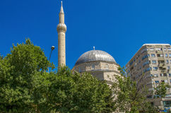 Isak Mosque Bitola, Makedonien Royaltyfri Foto