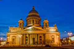 Isakievskij Cathedral Stock Photography