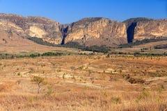 Isalo canyons Stock Photography