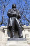 Isambard kungarikeBrunel staty i London Arkivbild