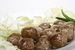 Isan sausage Stock Images