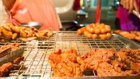 Isan street food. Royalty Free Stock Image