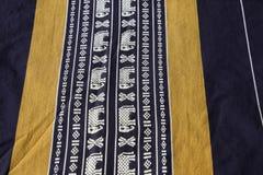 Isan Thailand Fabrics Stock Images