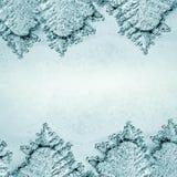 Isbakgrundstextur fotografering för bildbyråer