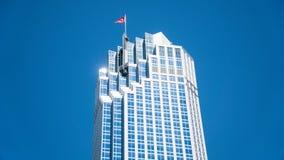 Isbank kwatery główne przy Levent Istanbuł Zdjęcia Royalty Free