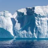 isberg Arkivfoto