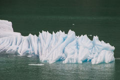 Isberg Alaska Royaltyfria Bilder
