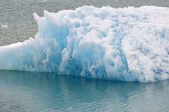 isberg för alaska fjärdglaciär Arkivbilder