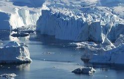 Isberg i Grönland 15 Arkivfoton
