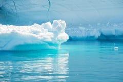 Isberg i Grönland Royaltyfri Foto