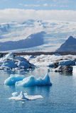 isberg iceland royaltyfria foton