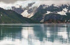 Isberg på Alaska Arkivbild