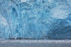 Isberg på Alaska Fotografering för Bildbyråer