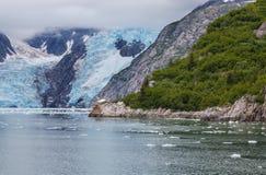 Isberg på Alaska Royaltyfri Fotografi