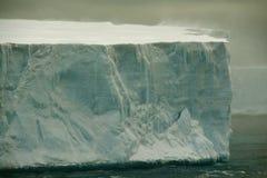 isberg som är i tabellform Royaltyfri Fotografi