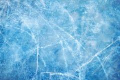 Isblått Arkivbilder