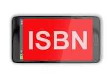 ISBN - концепция идентификации книги иллюстрация штока