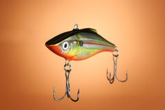 Isca de pesca imagens de stock royalty free