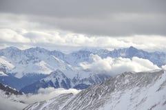 Ischgl Áustria Dezembro de 2013 Imagem de Stock