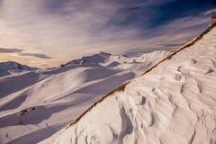 Ischgl Österrike Fotografering för Bildbyråer