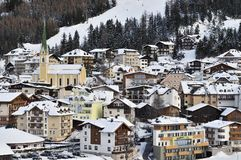 Ischgl Royalty Free Stock Images