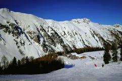 Ischgl Ski Resort, Silvretta Alps, Tirol, Austria stock photography