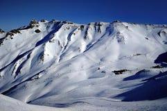 Ischgl Ski Resort, Tirol, Austria stock photos