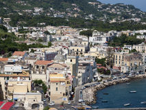 Ischia. A beautiful island in campania italy Royalty Free Stock Image