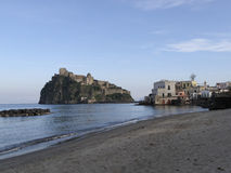 Ischia. A beautiful island in campania , italy Royalty Free Stock Photography