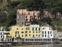 Ischia. A beautiful island in campania , italy Stock Photography