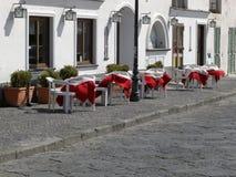 Ischia. A beautiful island in campania , italy Royalty Free Stock Photos